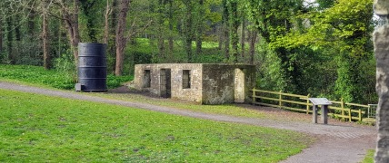 Watt's workshop at Kinneil, Bo'ness