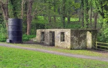 The Watt workshop which still stands at Kinneil, Bo'ness.