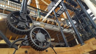 Boulton and Watt Engine at Verdant Works, Dundee