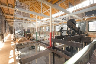High Mill, Verdant Works, Dundee
