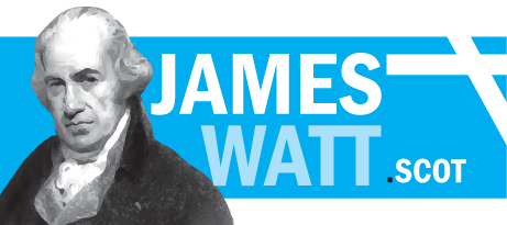 James Watt logo