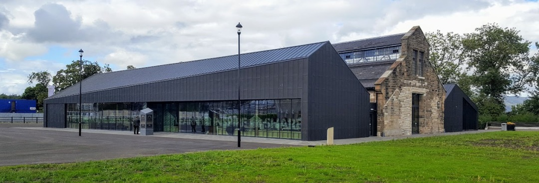 The Engine Shed centre in Stirling.