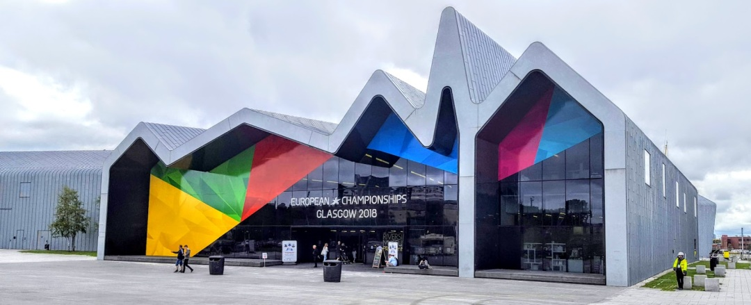 Riverside Museum, Glasgow.