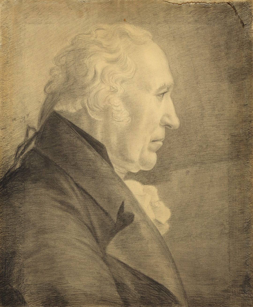 James Watt, 1736 - 1819. Engineer, inventor of the steam engine. Picture courtesy of the National Galleries of Scotland.