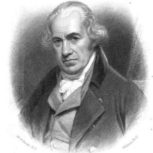 James Watt from a Victorian book