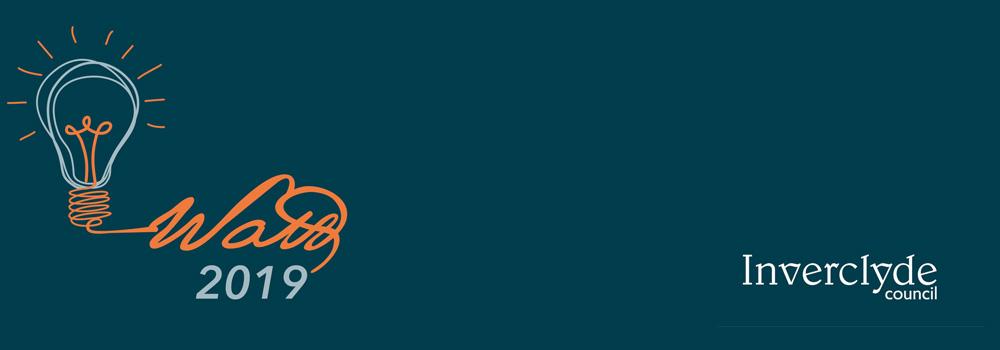 Watt 2019 Inverclyde logo