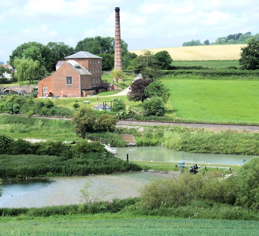 Crofton Pumping Station in Wiltshire.