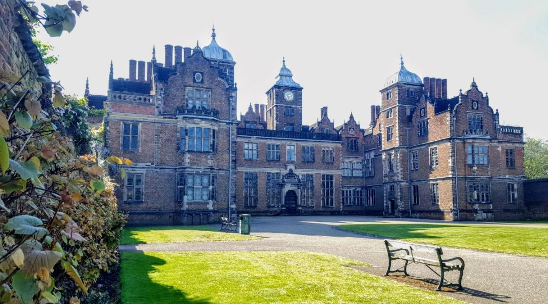 Aston Hall, Birmingham - once home to James Watt Jnr, now operating as a Museum.