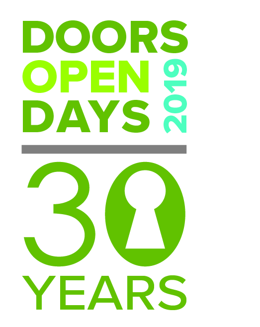 Doors Open Days 2019 logo