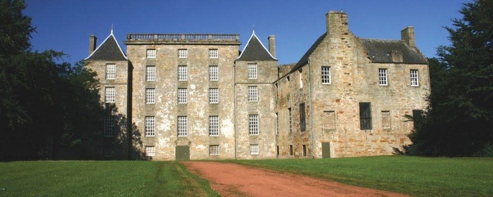 Kinneil House. Pic (c) by Adrian Mahoney