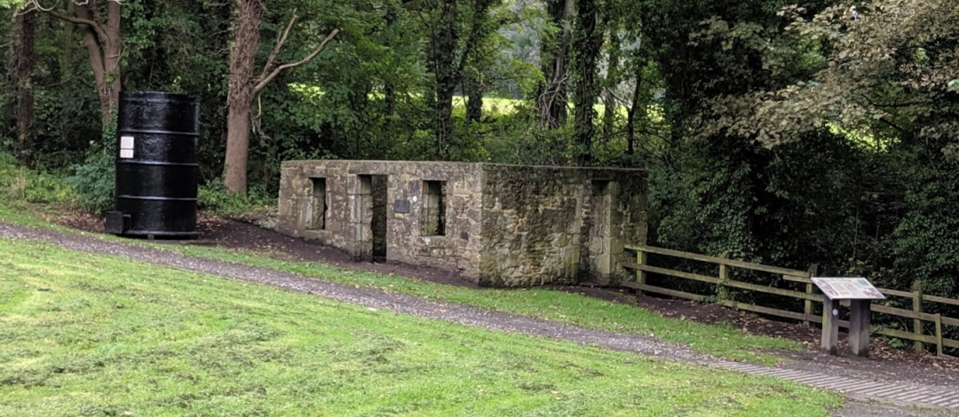 The Watt Cottage is part of a public park, Kinneil Estate, open all year.